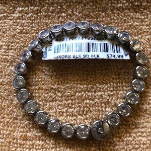 NWT Michael Kors Crystal Bracelet